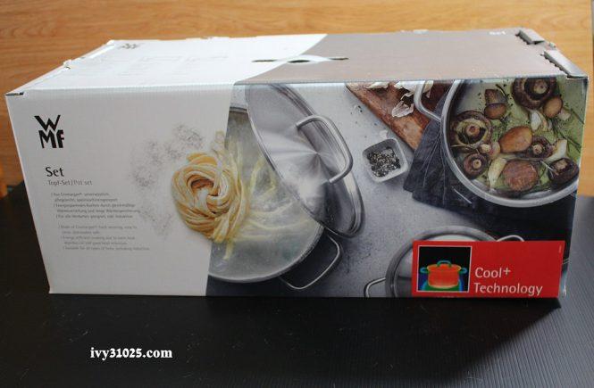 WMF-Premium One系列 : 德國百年工藝 / 頂級銹鋼鍋具 / 隔絕異味