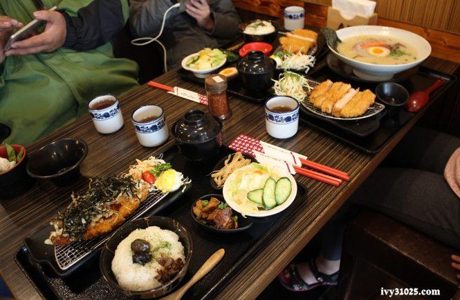 廣野拉麵 | 左營拉麵 | 豚骨豬排拉麵 | 塔塔醬豬排定食 | 大阪燒豬排定食
