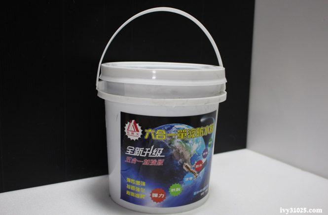 包晴天 | 六合一單液防水漆 | 防水材料DIY | 五合一加強版 | 一次快速完工