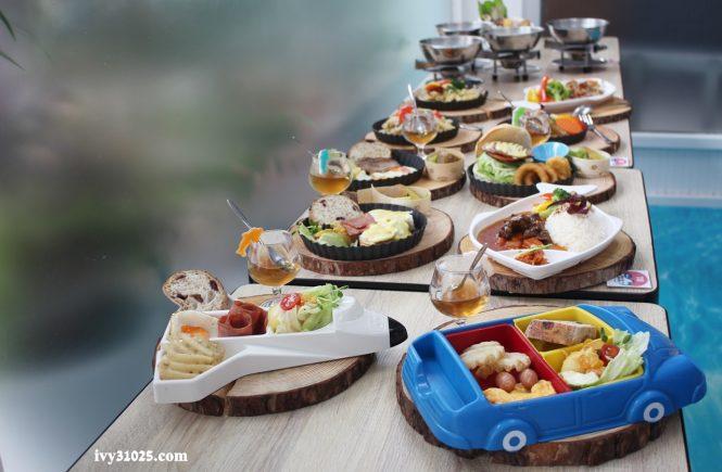 屏東美食 | Helen早午餐 | 海底3D立體圖畫 | 海倫兒童餐 | 火鍋義大利麵