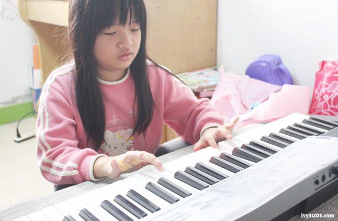 CASIO | LK265魔光電子琴 | 語音指法導引 | 平板手機APP | 節拍器