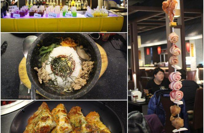 東大門韓式燒烤暢食料理館 | 高雄鳥松韓式燒烤吃到飽 | BIG烤肉餓棍