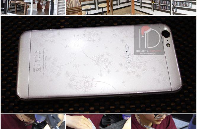 高雄| Ideology Iphone現場維修包膜 | KAMY手機維修包膜配件店 | 彩繪膜料