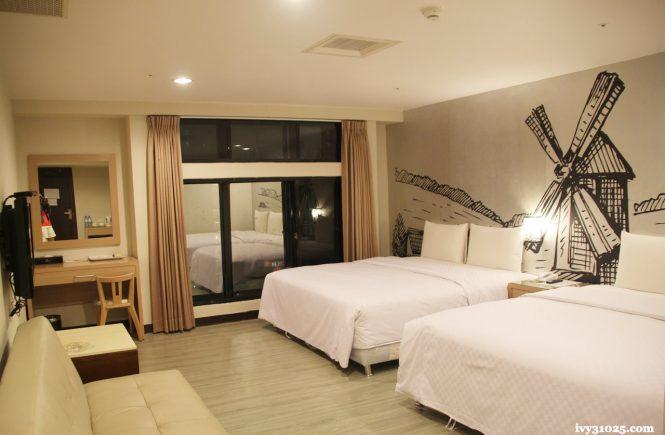 默砌旅店 | 高雄三多商圈旅店 | 默砌四人房 | 舒適平價旅店 | 高雄住宿