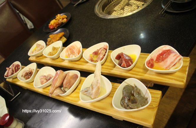 東大門韓式燒烤暢食料理館 | 120CM烤肉餓棍 | 韓式六味燒烤 | 愛評體驗券